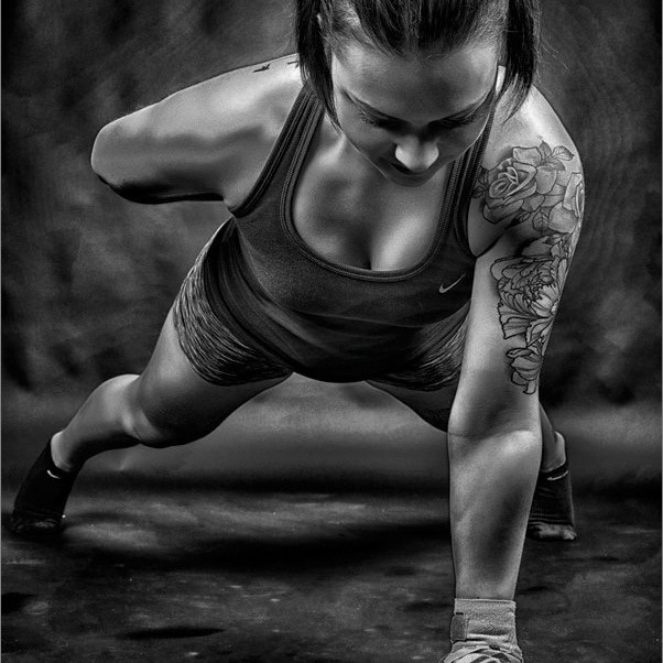 Kleinstadt-Training-core-workout